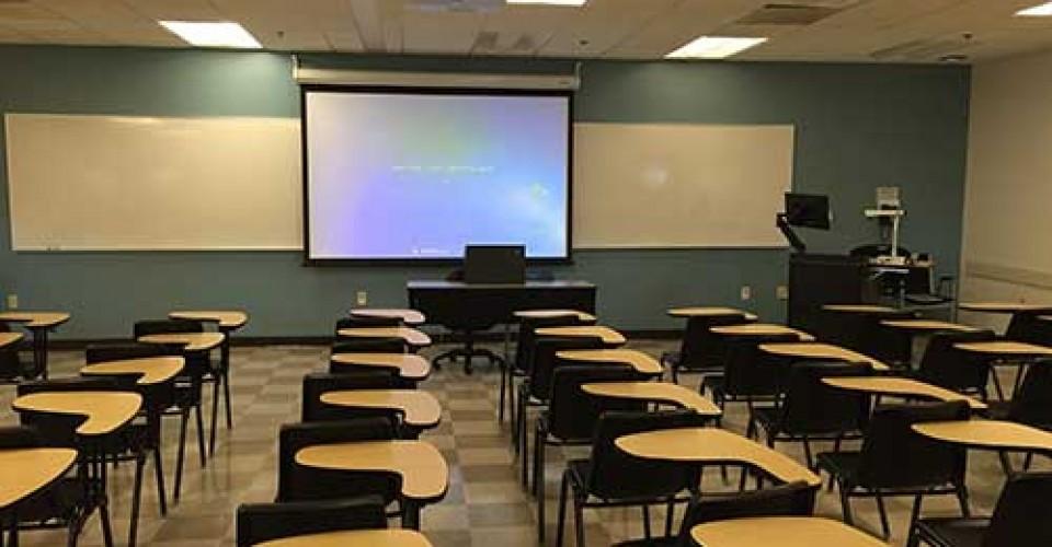 A California State University – Classroom Equipment