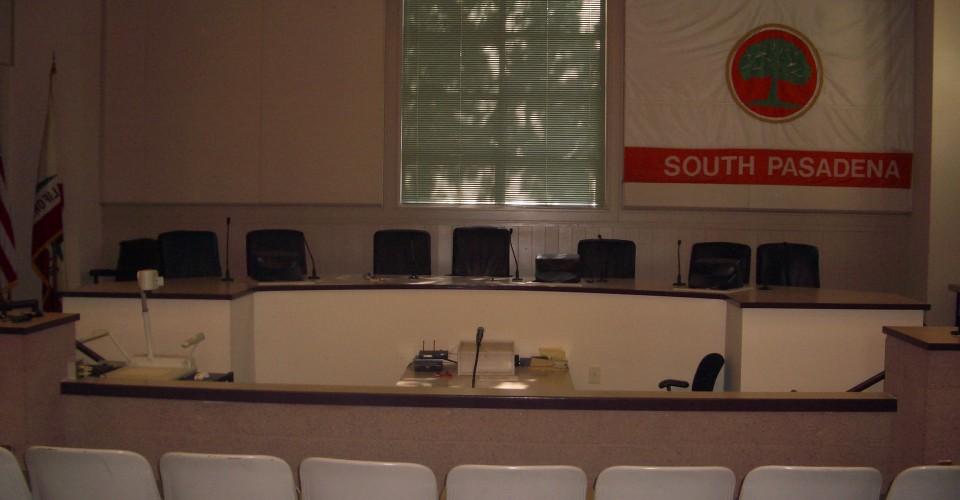 City of South Pasadena – Council Meetings