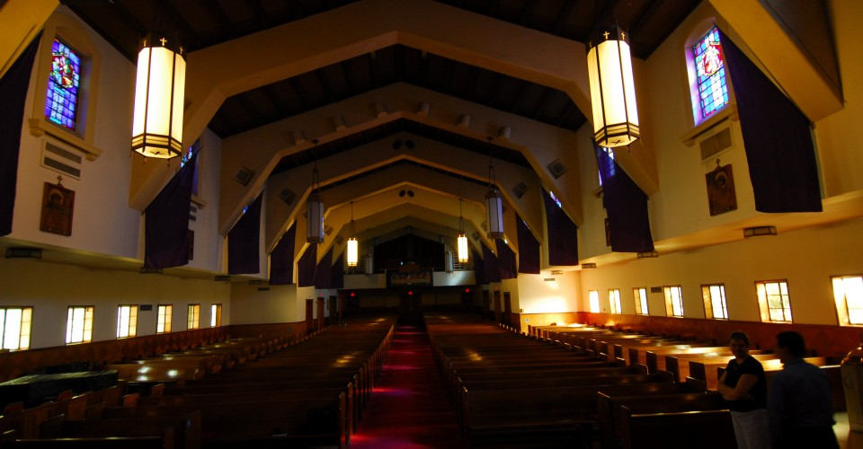 Holy Angels Catholic Church – Sound System
