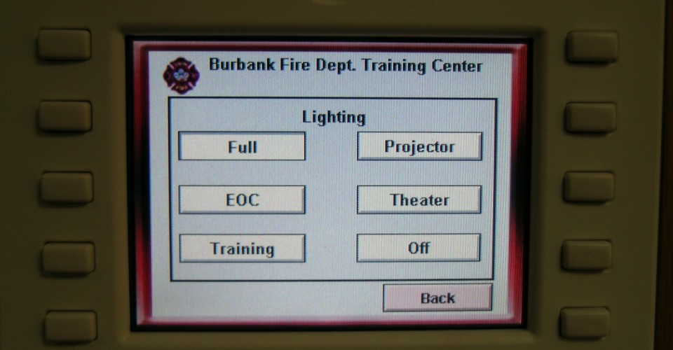 City of Burbank – EOC AV Install
