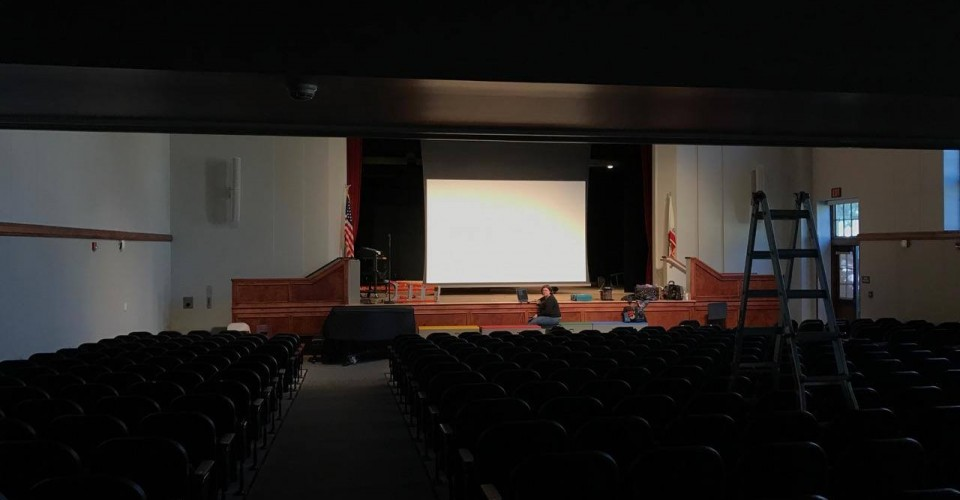 Beverly Vista- AV Upgrade for the Auditorium at Beverly Vista Elementary