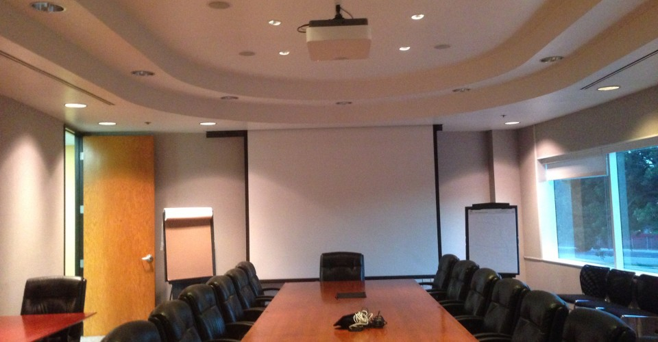 Medical Equipment Manufacturer – Conference Room